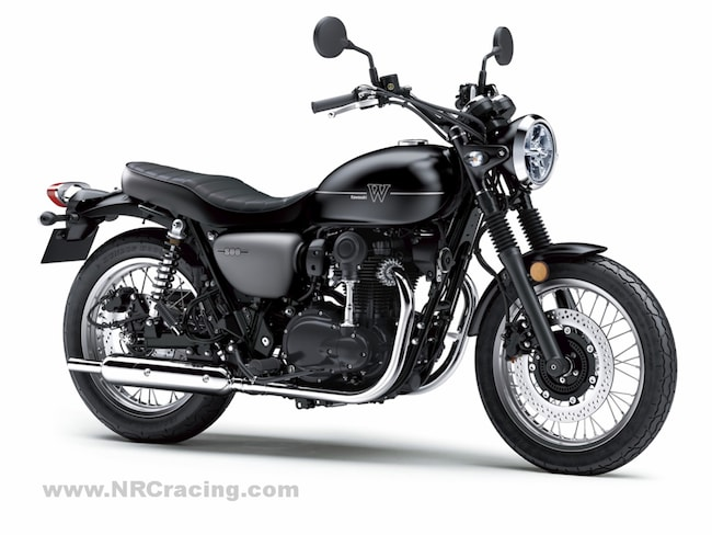 2019 KAWASAKI W800 STREET RESERVE YOUR'S TODAY!