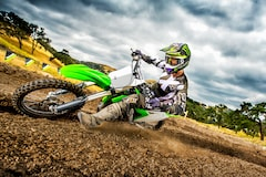 2018 KAWASAKI KX250F NEW PRICE!