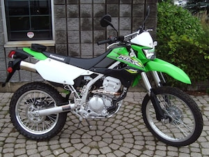 2018 KAWASAKI KLX250 DISCOUNTED DEMONSTRATOR