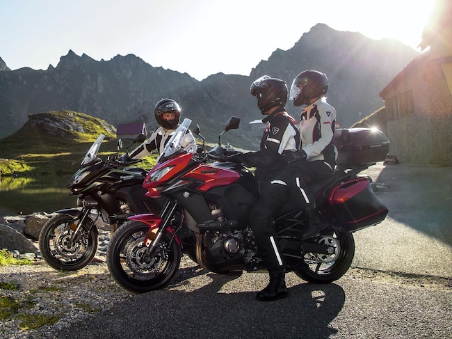 2018 KAWASAKI Versys 1000 ABS LT *TOP DOLLAR FOR YOUR TRADE-IN!
