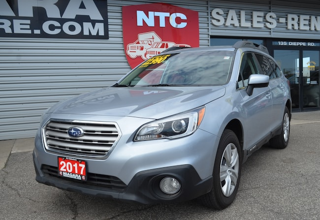 2017 Subaru Outback 2.5i w/PZEV | MOST POPULAR OUTBACK PACKAGE EVER!! SUV