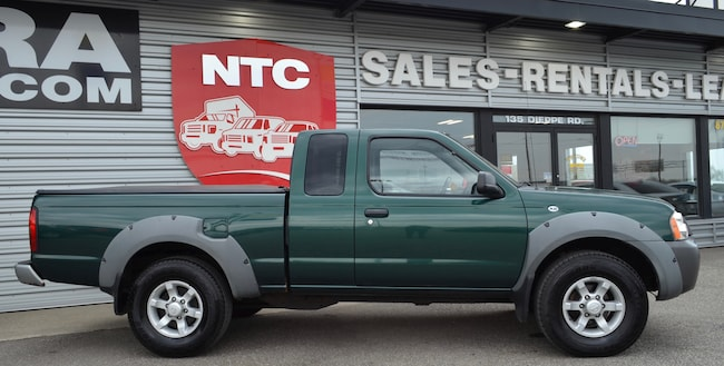 2001 Nissan Frontier XE-V6 | ONE OWNER | EX CAB 4X4 | CERTIFIED Truck King Cab