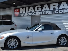 2004 BMW Z4 2.5i   POWER CONVERTIBLE TOP   LOADED SUMMER FUN! Cabriolet