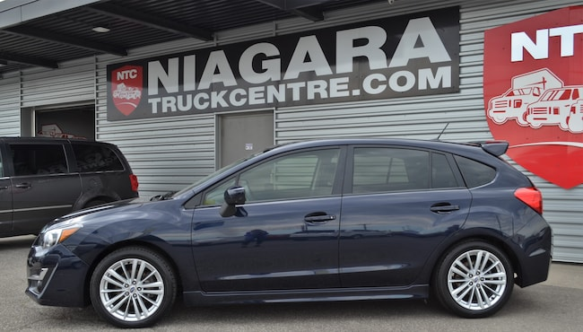 2015 Subaru Impreza TRUE SPORT EDITION | ONLY 51, 369 KM Hatchback