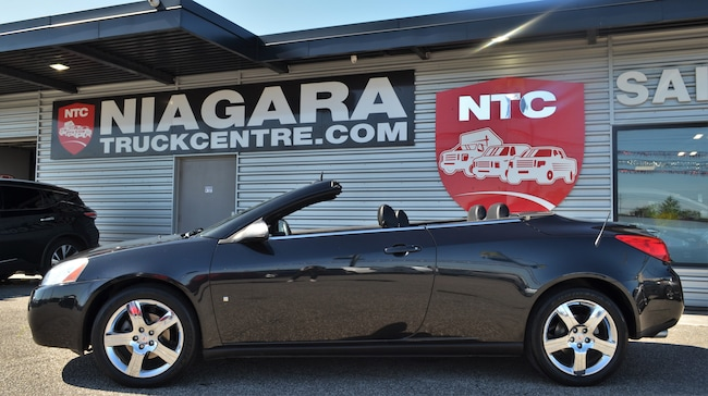 2008 Pontiac G6 GT | TIME TO PUT THE TOP DOWN! Convertible