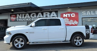 2015 Ram 1500 SPORT | CREW | 5.7 V8 AND EVERY AVAILABLE OPTION! Truck Crew Cab