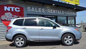 2015 Subaru Forester 2.5i TOURING PACKAGE | ONLY 80, 686 KM!