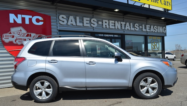 2015 Subaru Forester 2.5i TOURING PACKAGE | ONLY 80, 686 KM! SUV
