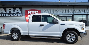 2017 Ford F-150 XLT SUPERCAB | 5 1/2 FT BOX | ONLY 27000 KM