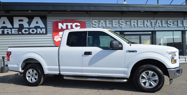 2017 Ford F-150 XLT SUPERCAB | 5 1/2 FT BOX | ONLY 27000 KM Truck