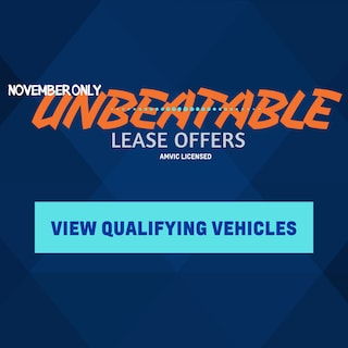 Unbeatable LEASE Offers!