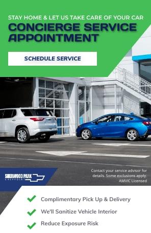 Concierge Service Appointment