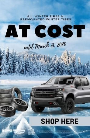 Winter Tires & Premounted Winter Tires AT COST