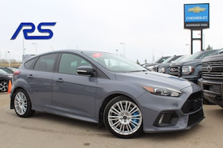 2017 Ford Focus  RS RS2   Sun  Nav  Pwr Leath/Suede Recaro Brembo Hatchback