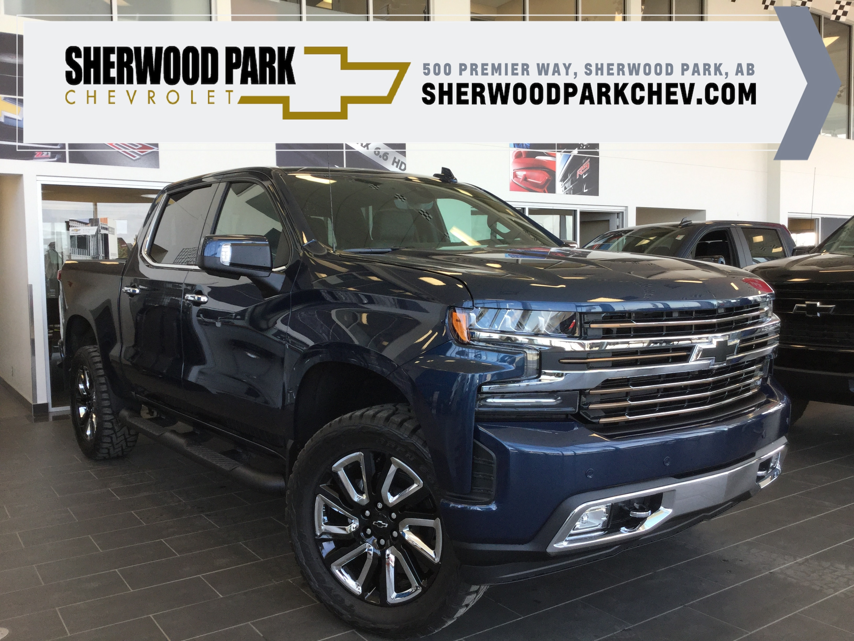 2019 Chevrolet Silverado 1500 High Country | 22