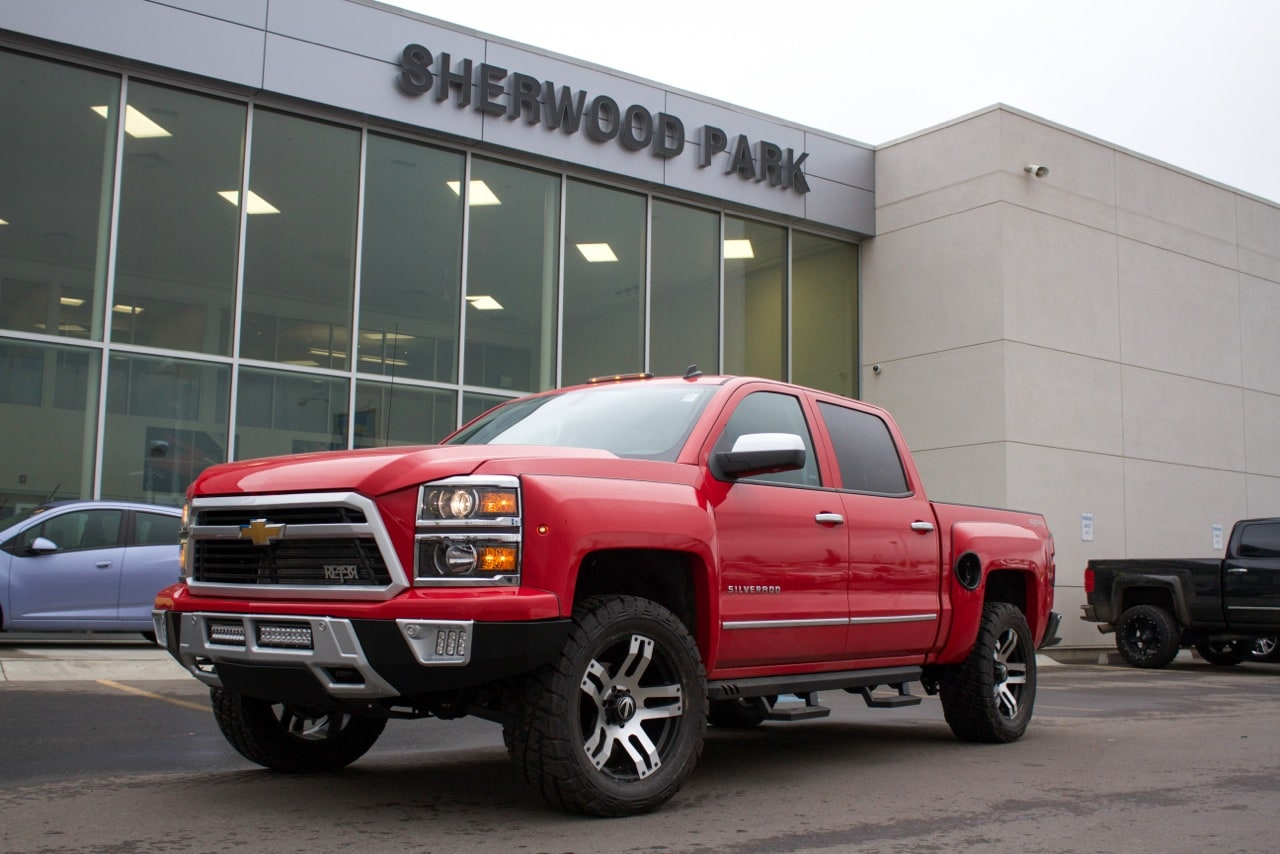 Chevy Reaper For Sale >> Sherwood Park Chevrolet New Chevrolet Dealership In Sherwood Park