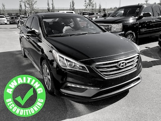 2015 Hyundai Sonata Sport|Sun|Heat Leath/Wheel|Park Asst|RV Cam Sedan