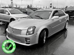 2007 CADILLAC CTS-V Base Car