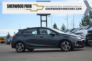 2019 Chevrolet Cruze LT | RS Package