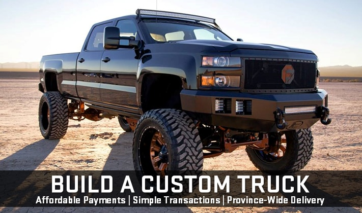 Build And Customize Your Own Truck