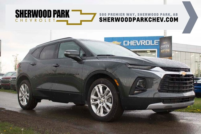 New 2019 Chevrolet Blazer 3 6 True North in Sherwood Park AB