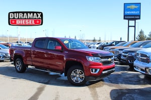 2018 Chevrolet Colorado Z71 2.8L| Nav| Heat Seat| Bose®| Rem Start| Auto Clima| Tonn Cover| Steps