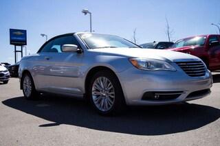2011 Chrysler 200  Touring V6| Pwr Heat Seat| Rem Start| B/T| Auto C Convertible