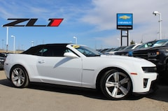 2015 Chevrolet Camaro ZL1| Nav| Heat Leath/Suede| HUD| Perf Exh| Carbon  Convertible