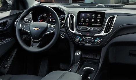 2019 Chevrolet Equinox| Sherwood Park Chevrolet