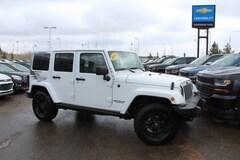 2017 Jeep  Wrangler Sahara Unlimited Winter Ed| Nav| Heat Seat| LED H/Light|  SUV