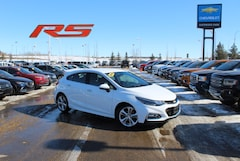 2018 Chevrolet Cruze  Premier RS| Heat Leath/Wheel/2nd Row| Rem Start|  Hatchback