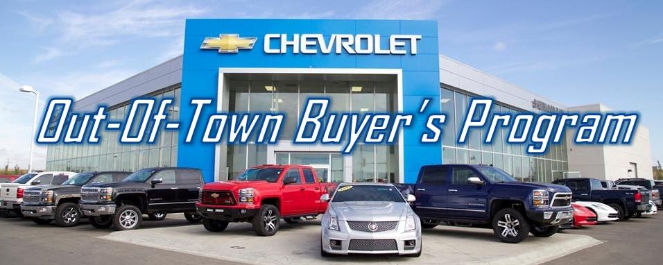 Closest Edmonton Chevrolet Dealership Sherwood Chev
