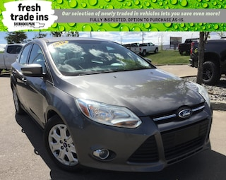 2012 Ford Focus SE 2.0L| Heat Seat| Rem Entry| A/C| Pwr Equip| Sedan