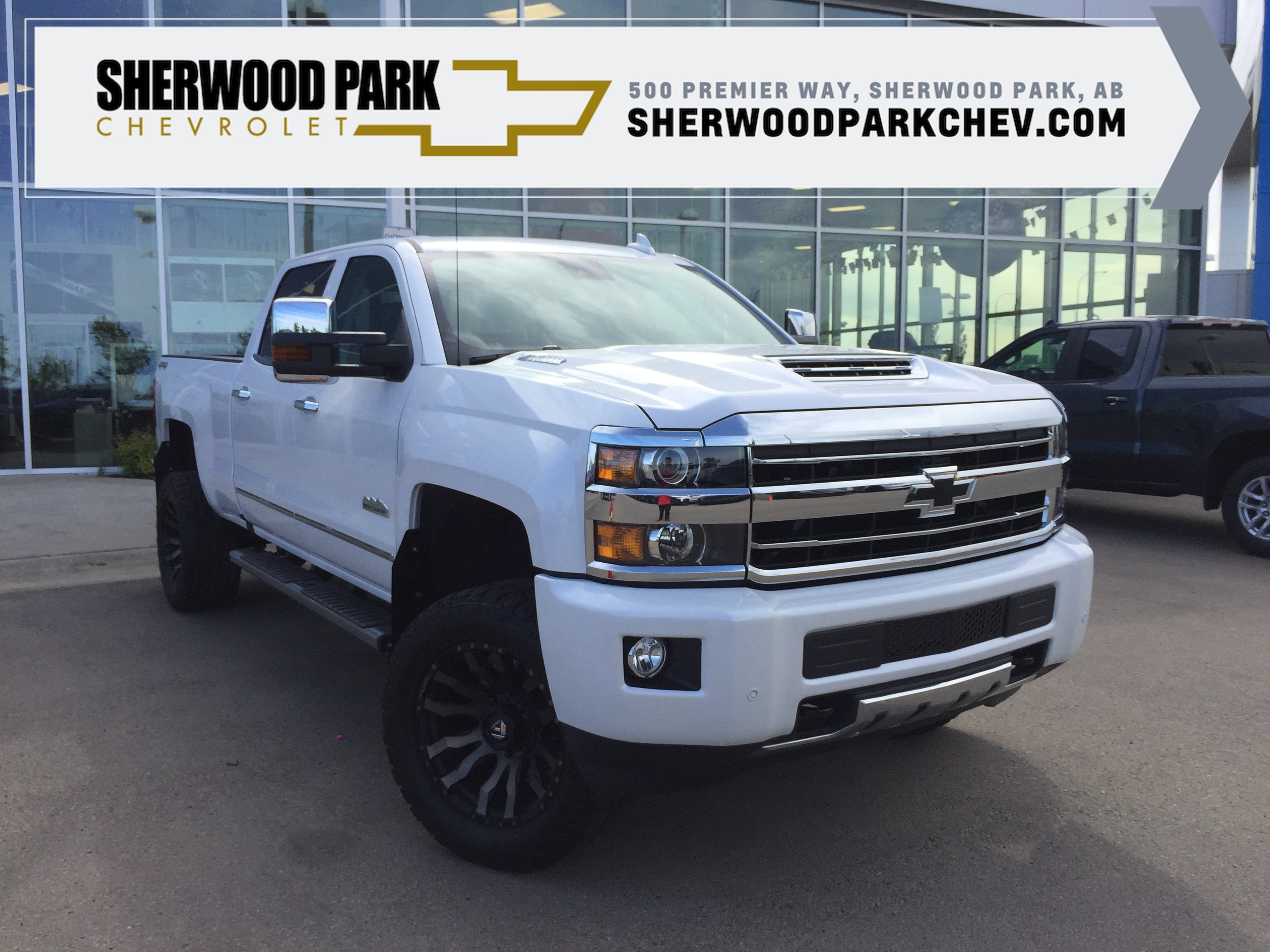 2019 Chevrolet Silverado 2500HD High Country | Zone 3