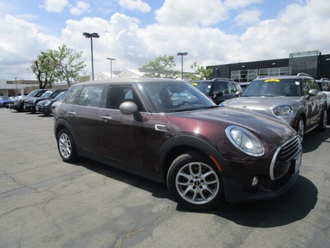 Pre Owned 2017 Mini Clubman For Sale At Nick Alexander Imports Vin