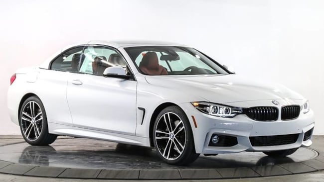 2020 BMW 4 Series 440i Convertible