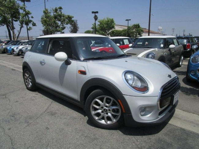 Pre Owned 2016 Mini Cooper Hardtop For Sale At Nick Alexander