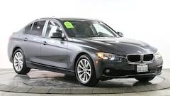 2016 BMW 3 Series 320i Sedan in [Company City]