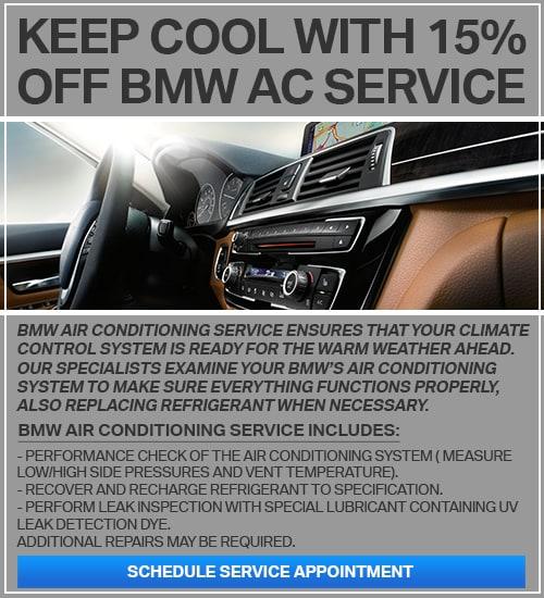 BMW Service Specials