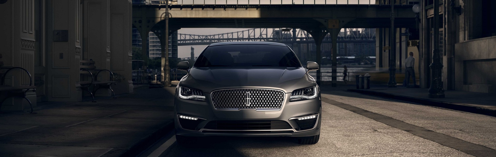 2017 Lincoln MKZ Cleveland