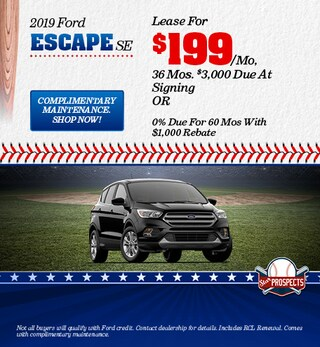 2019 Escape April