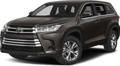 Ford Edge Vs  Toyota Highlander