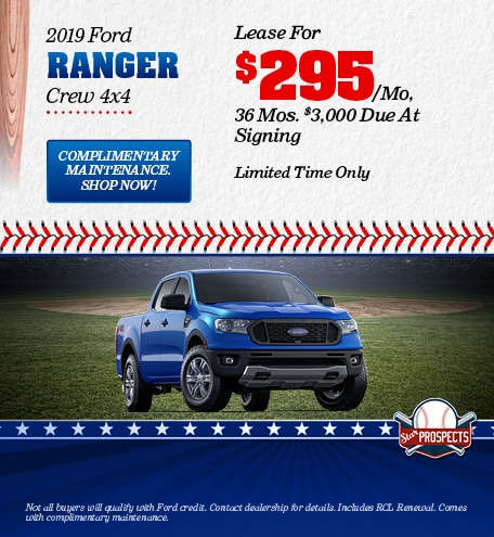 2019 Ranger April