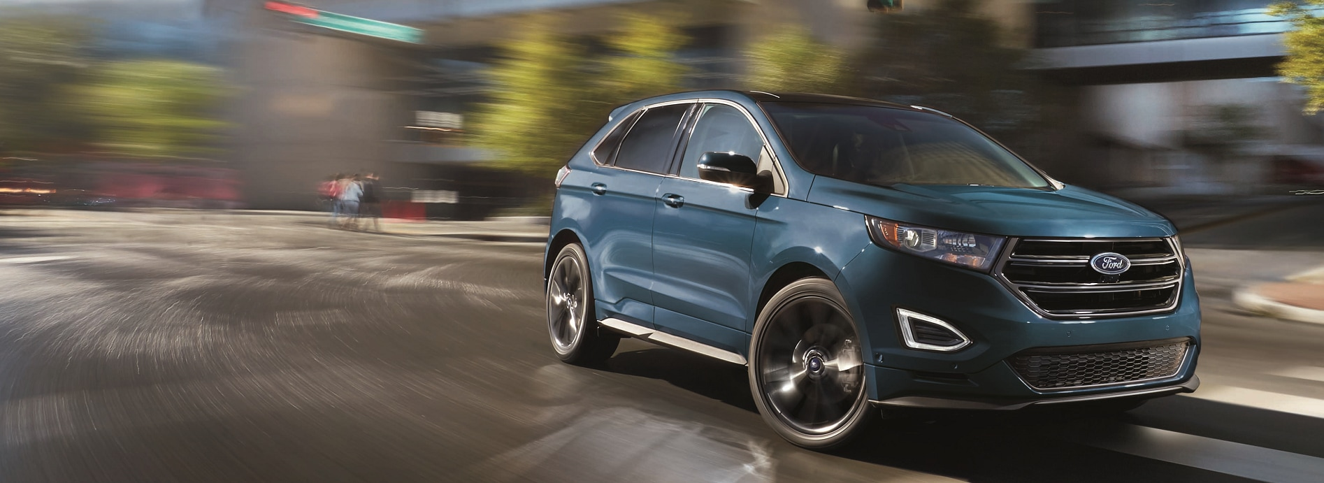 Nick Mayer Ford Compares The  Ford Edge To The Competition
