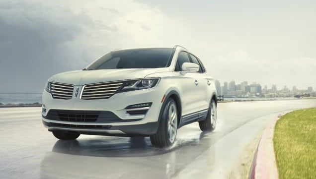 2018 Lincoln Mkc For Sale Near Cleveland Lincoln Of Mayfield