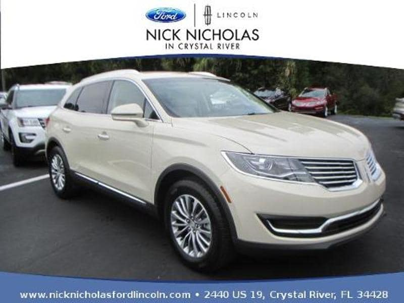 2016 Lincoln MKX FWD 4dr Select SUV