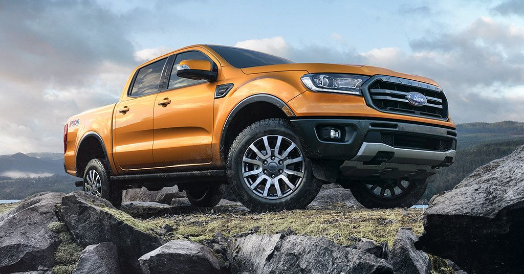 2020 Ford Ranger in Inverness, FL