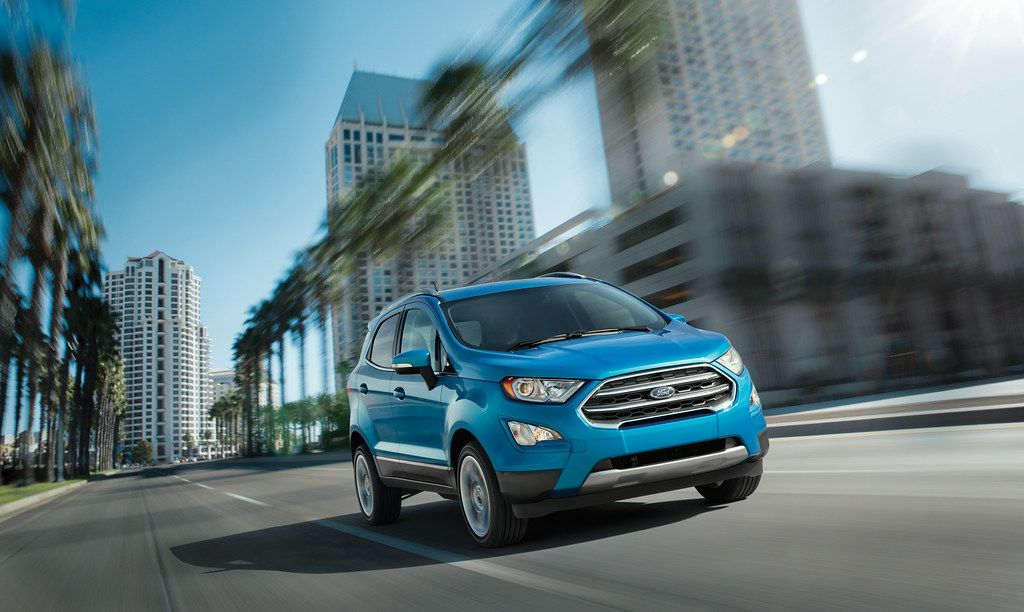2020 Ford EcoSport in Inverness, FL
