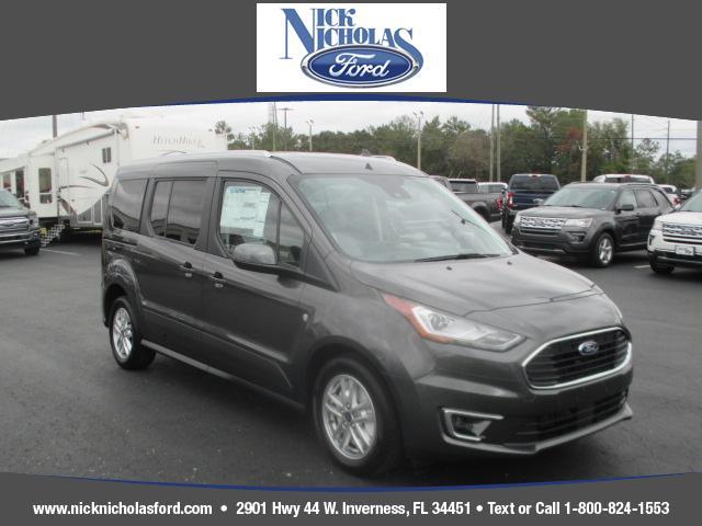 2019 Ford Transit Connect Titanium Van