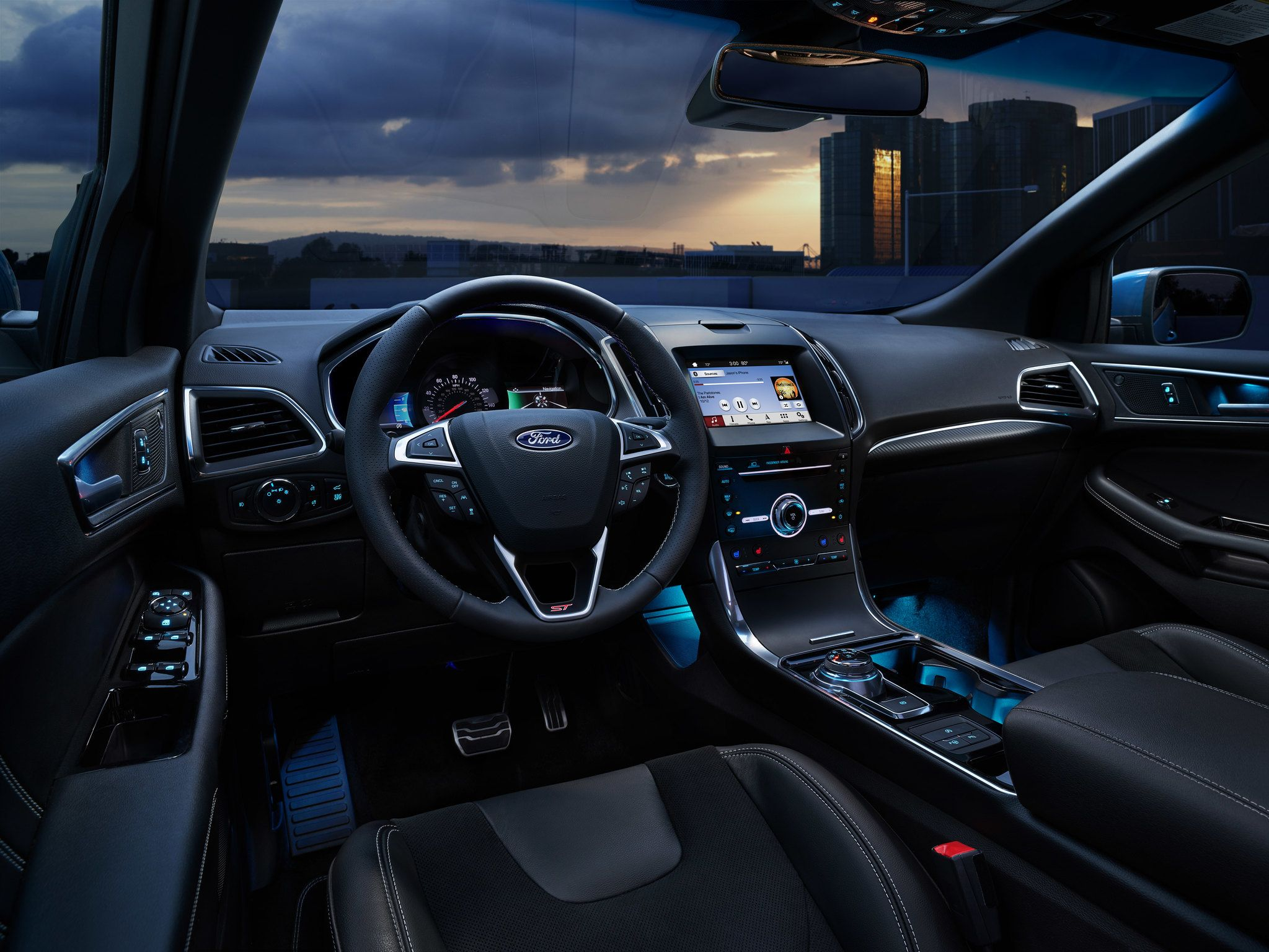 2019 Ford Edge Technology in Inverness, FL